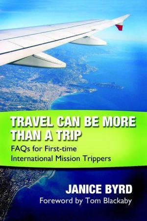 TravelCanBeMoreThanaTrip